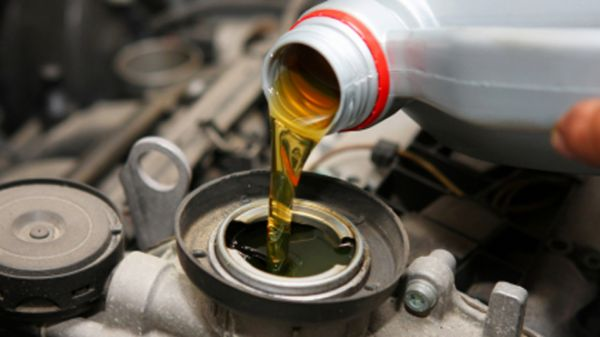 Service Package includes Oil Change & Inspection