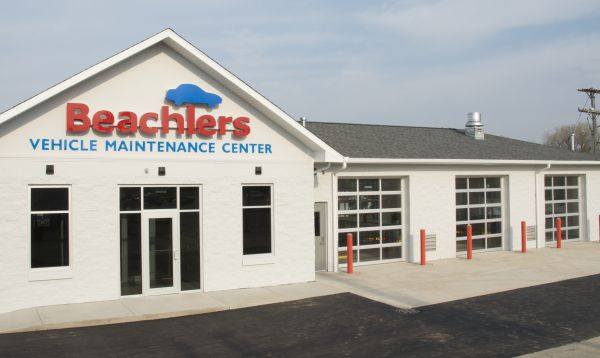 Beachlers Vehicle Maintenance Center is Open!