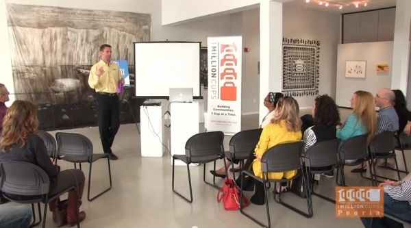 Lunch & Learn Workshop with Brett Beachler, VP